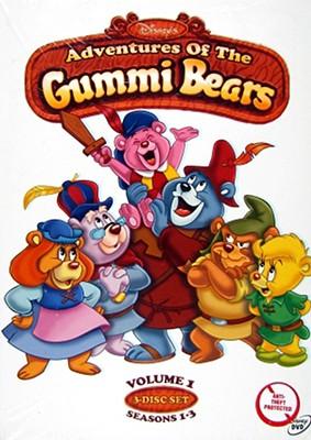 Adventures of the Gummi Bears: Volume 1 - Seasons 1-3