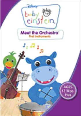 Baby Einstein: Meet the Orchestra, First Instruments