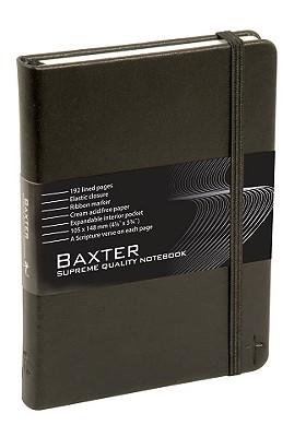 Baxter Supreme Quality Notebook