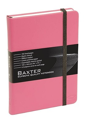 Baxter Supreme Quality Notebook