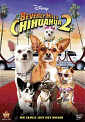 Beverly Hills Chihuahua 2 0786936808605