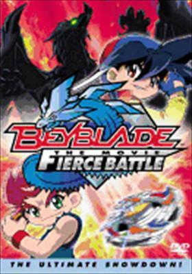 Beyblade, the Movie: Fierce Battle