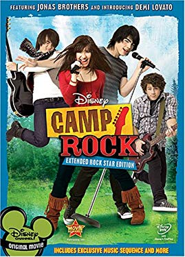 Camp Rock 0786936750812