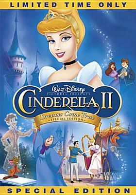 Cinderella II: Dreams Come True (Special Edition) 0786936739282