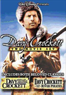 Davy Crockett Two Movie Set 0786936232110