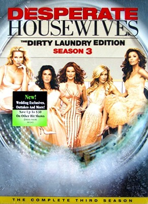 Desperate Housewives: Season 3 - The Dirty Laundry Edition
