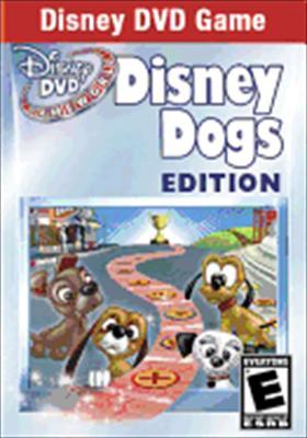 Disney DVD Game World: Disney Dogs Edition