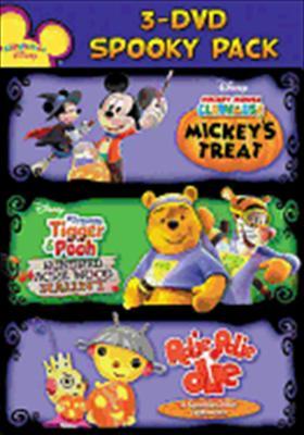 Disney Spooky Pack
