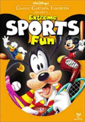 Disney's Classic Cartoon Favorites Vol. 5: Extreme Sports Fun