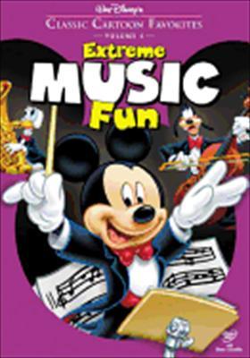 Disney's Classic Cartoon Favorites Vol. 6: Extreme Music Fun