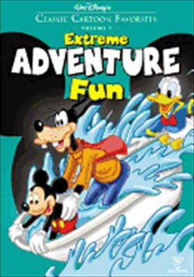 Disney's Classic Cartoon Favorites Vol. 7: Extreme Adventure Fun