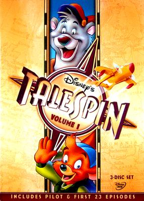 Disney's Talespin: Volume 1