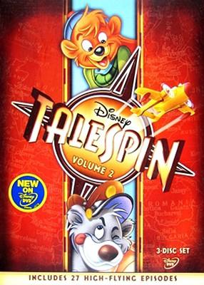 Disney's Talespin: Volume 2