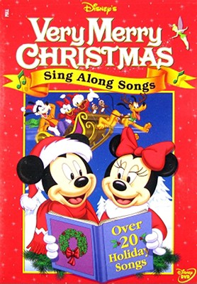 Disney's Very Merry Christmas Sing-Along Songs