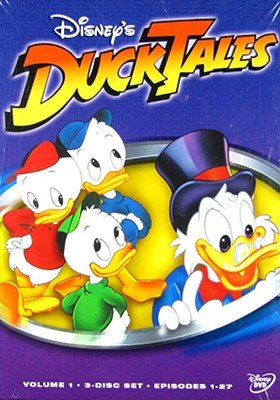 Ducktales: Volume 1