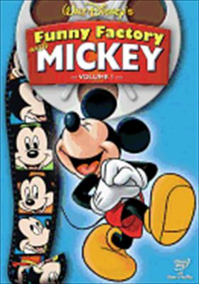 Funny Factory with Mickey: Volume 1