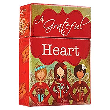 """Gratitude """"A Grateful Heart"""" Cards - A Box of Blessings"""