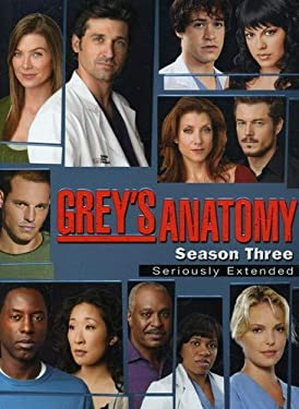 Grey's Anatomy: Season 3 - Seriously Extended Edition 0786936731446
