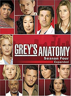 Grey's Anatomy: Season 4 Expanded 0786936754193