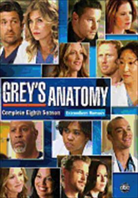 Grey's Anatomy: Complete Eighth Season 0786936821130