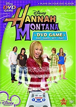 Hannah Montana DVD Game 0786936775204
