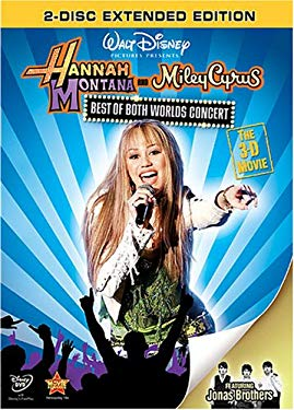 Hannah Montana/Miley Cyrus: Best of Both Worlds Concert Tour 0786936767179
