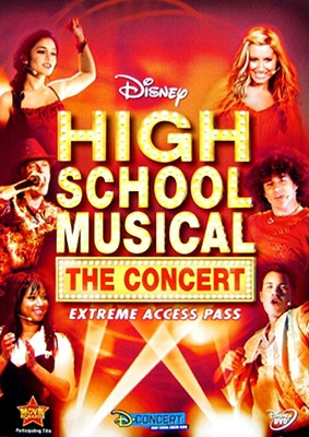 High School Musical: The Concert 0786936737981