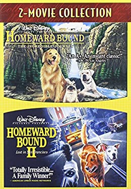 Homeward Bound: Incredible Journey / Homeward Bound 2: Lost San Francisco