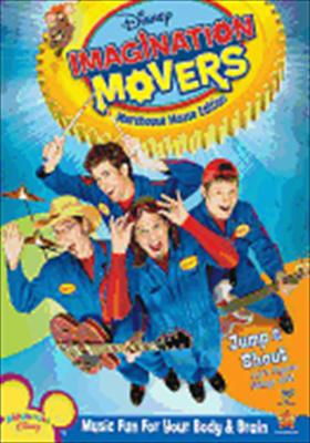 Imagination Movers: Jump & Shout 0786936790702