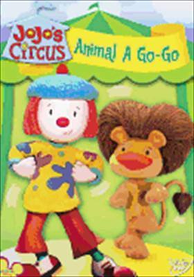 Jojo's Circus: Animal a Go-Go