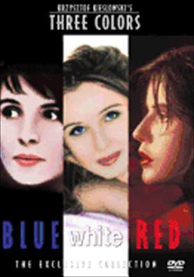 Kieslowski's Three Colors: Blue, White, Red
