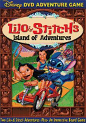 Lilo & Stitch's Island of Adventures Game