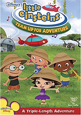 Little Einsteins: Team Up for Adventure 0786936698244
