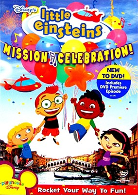 Little Einsteins: Mission Celebration