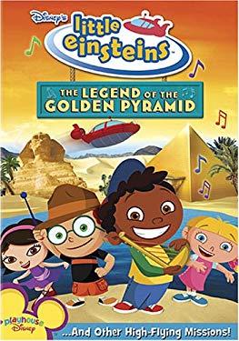 Little Einsteins: The Legend of the Golden Pyramid 0786936715347