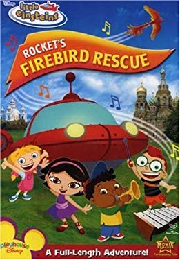Little Einsteins: Rocket's Firebird Rescue