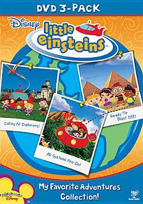 Little Einsteins: My Favorite Adventures Collection