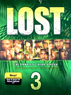 Lost: The Complete Third Season - The Unexplored Experience