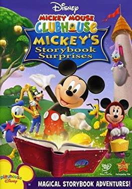 Mickey Mouse Clubhouse: Mickey's Storybook Surprises 0786936764581