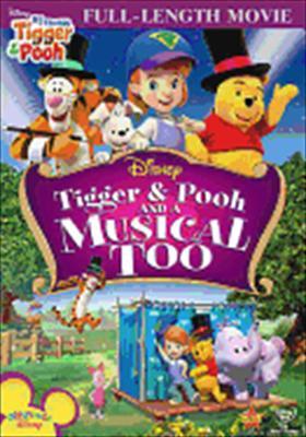 My Friends Tigger & Pooh: Tigger Pooh & a Musical Too