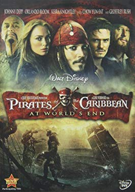 Pirates of the Caribbean: At World's End 0786936292992