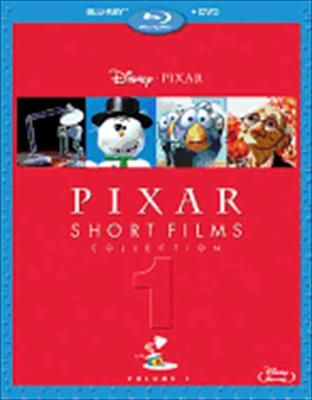 Pixar Short Films Collection: Volume 1 0786936817973