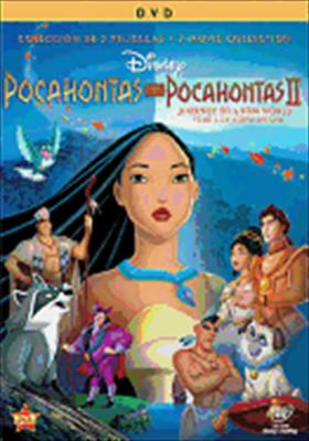 Pocahontas / Pocahontas II: Journey to a New World 0786936826524