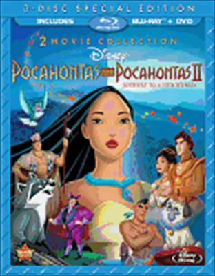 Pocahontas / Pocahontas II: Journey to a New World 0786936820775