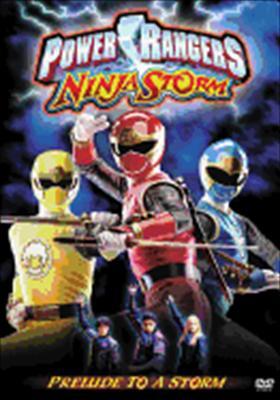 Power Rangers: Ninja Storm Volume 1