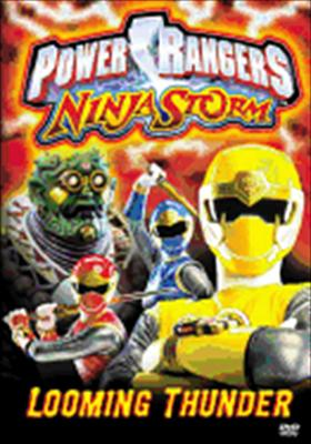 Power Rangers: Ninja Storm Looming Thunder