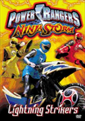 Power Rangers: Ninja Storm Lightning Strikers