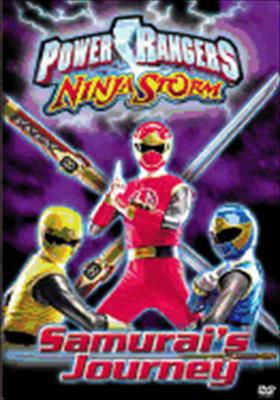 Power Rangers: Ninja Storm Samurai's Journey