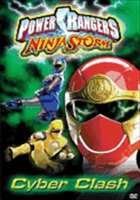 Power Rangers: Ninja Storm Cyber Clash