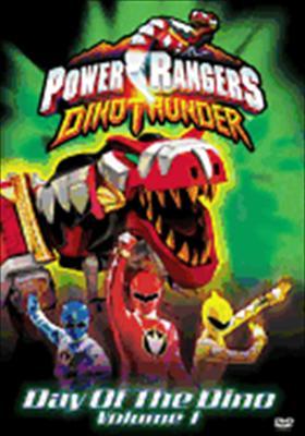 Power Rangers Dino Thunder Vol 1: Day of the Dino